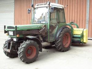 Fend Trecker V280 Diesel